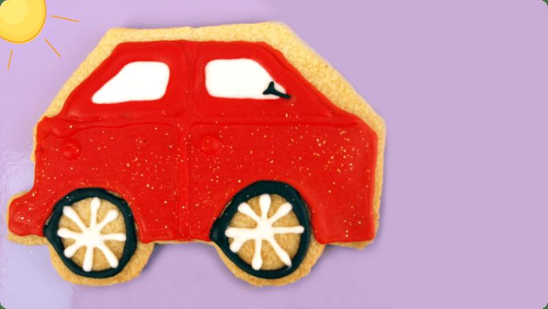 Glasa para decorar galletas