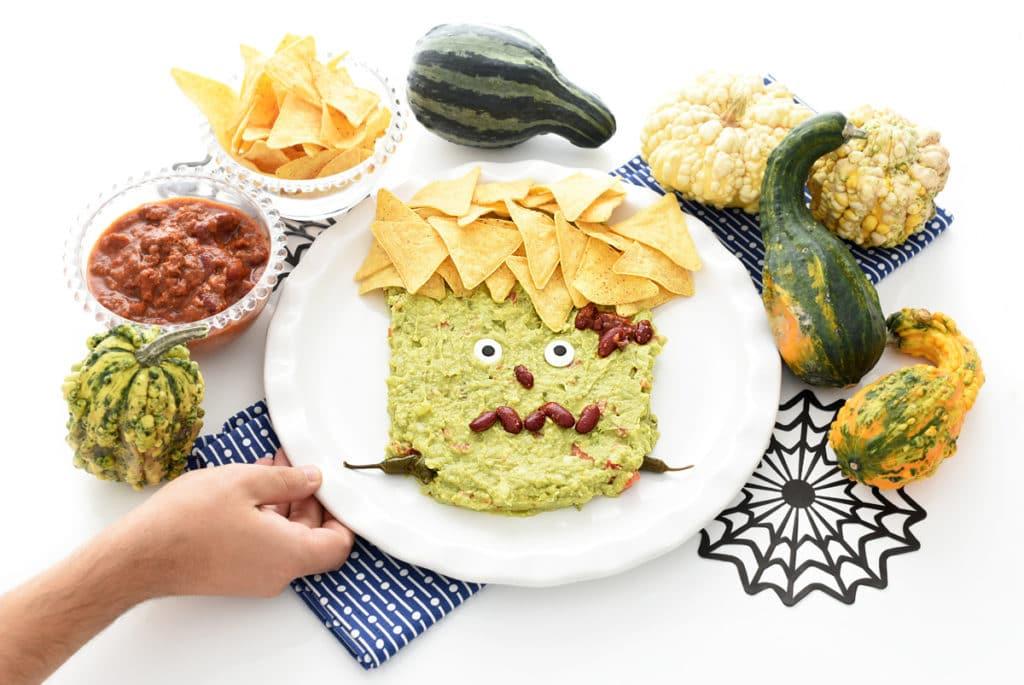 Frankenstein de guacamole